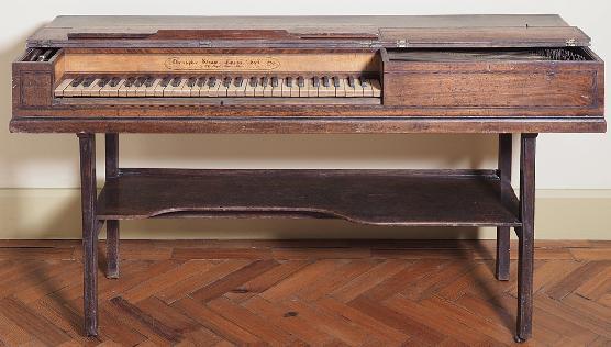 longman and broderip piano serial number 3691